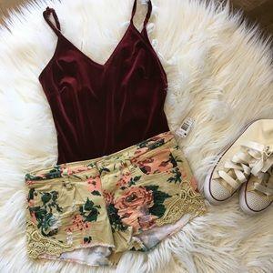 Bongo Floral Shorts